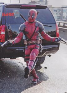 Deadpool dance