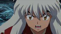 Inuyasha i'm pissed