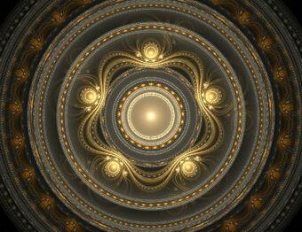 Mandala by aetheryum