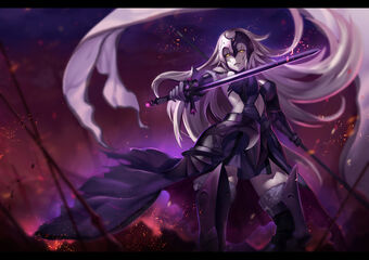 Jeanne alter and ruler fate grand order and fate series drawn by zeroshiki kouichi sample-17cdda025459c77a70be8b4c8cc2332a