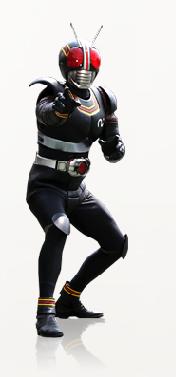 Kotaro Minami/Kamen Rider Black/Kamen Rider Black RX | Legends of