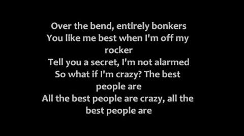 Melanie Martinez - Mad Hatter Lyrics