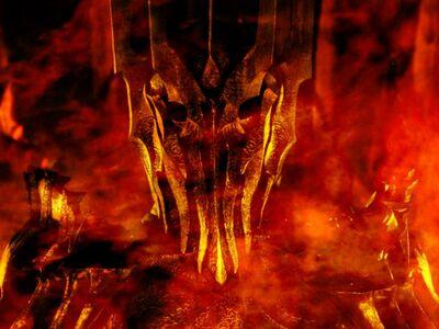 Dark Lord Sauron 1