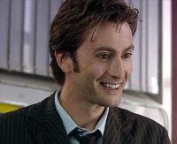 Doctor big smile
