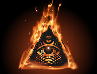Illuminati-allseeing