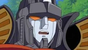 Starscream what the