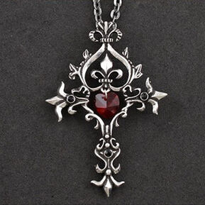Hot-Movie-Accessories-Punk-Style-The-Vampire-Diaries-Gothic-Fantasy-font-b-Red-b-font-font