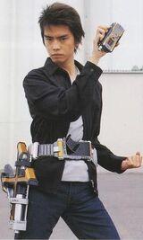 Masato Kusaka/Kamen Rider Kaixa