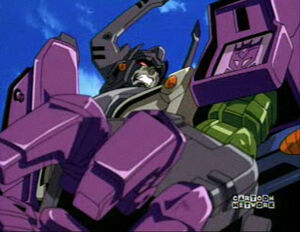 Megatron what is this angry