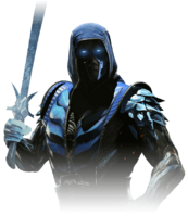 Sub zero injustice 2 render