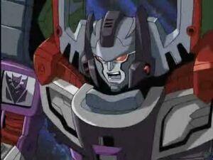 Megatron temper again