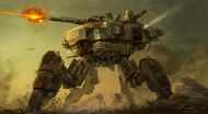 Sci-fi-Art-Silvio-Aebischer-Mountain-Urban-Tank-V07