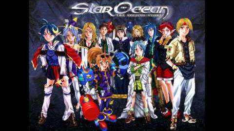 The Fateful a Moment - Star Ocean The Second Story OST