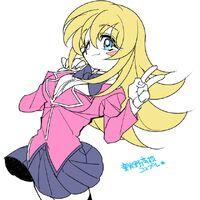 Dark Magician Girl School Uniform Outfit
