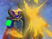 Myotismon can't touch this super