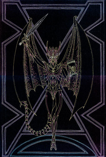 Arcana the devil by lakandiwa-d2qwx0s