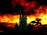 Demon castle by psivamp