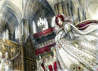 Queen Esther thores