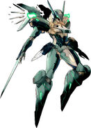 Jehuty Zone of the Enders
