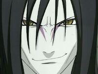 Orochimaru grin
