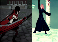 Ruby Rose vs Marluxia
