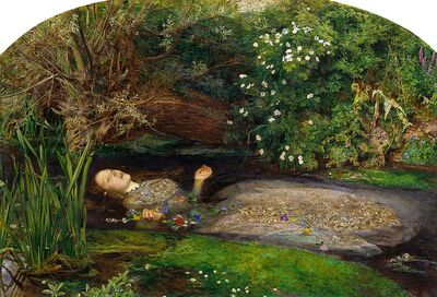 1200px-John Everett Millais - Ophelia - Google Art Project