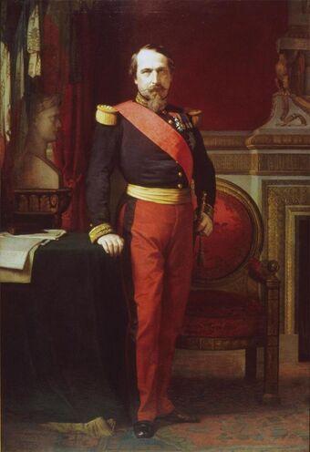 Napoleon III Flandrin