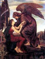 Samael (Angel of Death) Personification