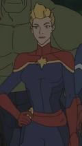 Carol Danvers (Earth-TRN633) from Marvel's Spider-Man (animated series) Season 2 5 001