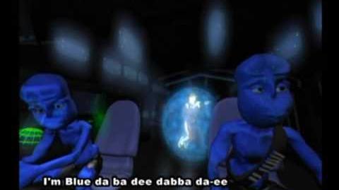 Blue - Da Ba Dee (Riolu's theme)