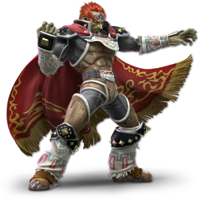 Ganondorf Ultimate 2018