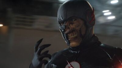 Hunter Zolomon (Black Flash)