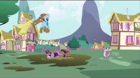 My Little Pony FiM Best of Rainbow Dash part 1