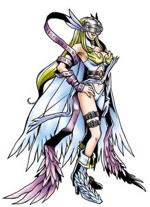 Angewomon sexy pose