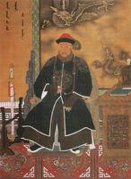 Dorgon, the Prince Rui (17th century)