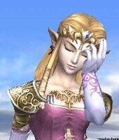 Zelda despair