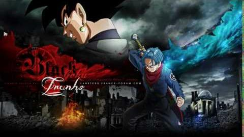 Black Goku Theme Song ► ブラック悟空テーマソング