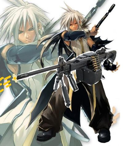 Emperor x with giggity gun