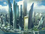 Multi-Universal City