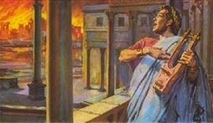 Nero rome fire 7842