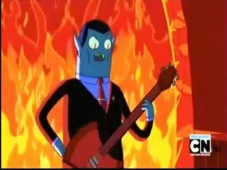 Marceline's Dad Main Villain