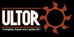 Ultor Corporation Logo