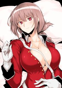 Florence nightingale fate grand order and fate series drawn by harukon halcon sample-a75319baf4945d036133248a10e2ca75