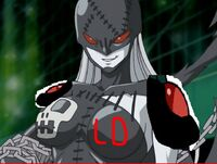 Ladydevimon New Power2