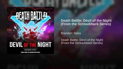 Death Battle Devil of the Night (From the ScrewAttack Series)