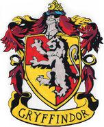 Gryffindor crest by tuliipiie-d491bqc