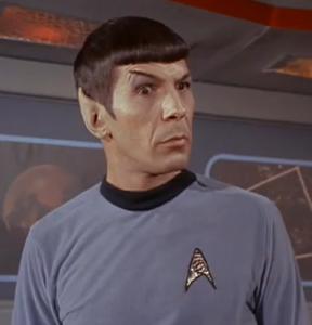 Spock derp
