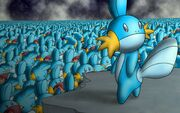 Rise of the Mudkip Army