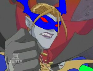 Myotismon angry super