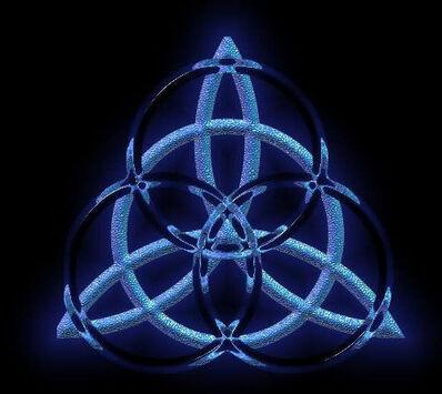 Pagan symbol merlin s